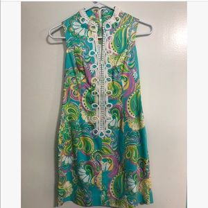 Shorely Blue Double Trouble Lilly Pulitzer '15